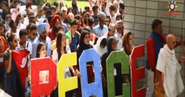 15-и Глобален Младежки Фестивал за Мир в Индия с Фуутура