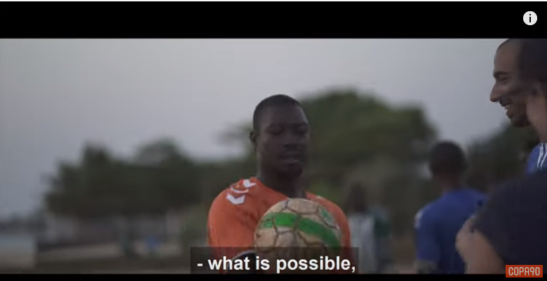 Невероятната история на отбора от Сиера Леоне: футбол за по-добро бъдеще (ВИДЕО)