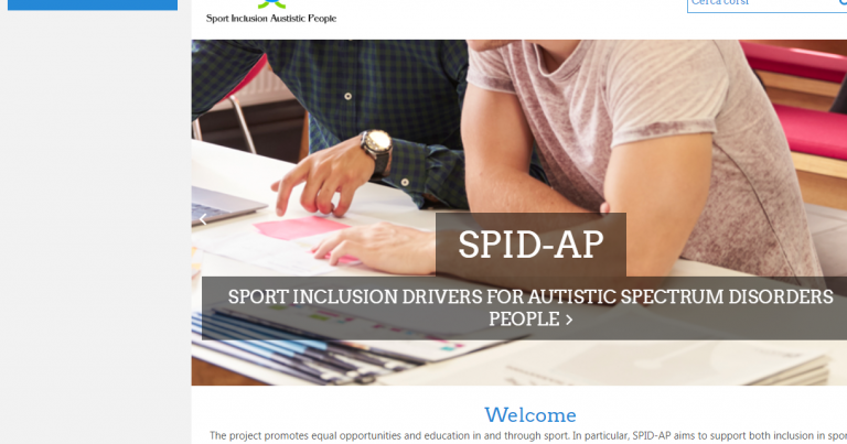 SPID-AP aims to support both inclusion in sport for youth with Autism Spectrum Disorders