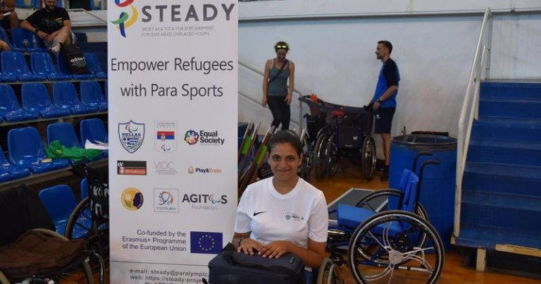 STEADY Project: Inclusion of Refugees with Disabilities through Sport