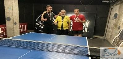 Петър Тодоров е отново на шампионския път, Симеон Борисов – втори, Петър Стоянов – трети