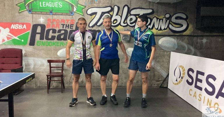 Владиан Христов се завърна с титла, Никола Христов и Филип Дандолов с медали