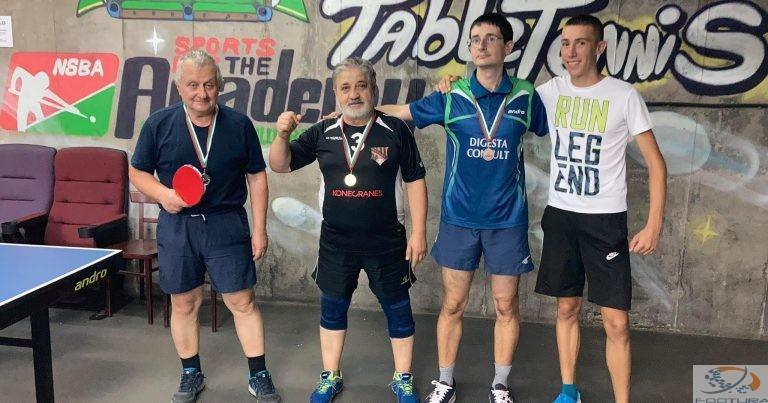 Петър Тодоров отново на върха пред Иван Иванов и Филип Дандолов
